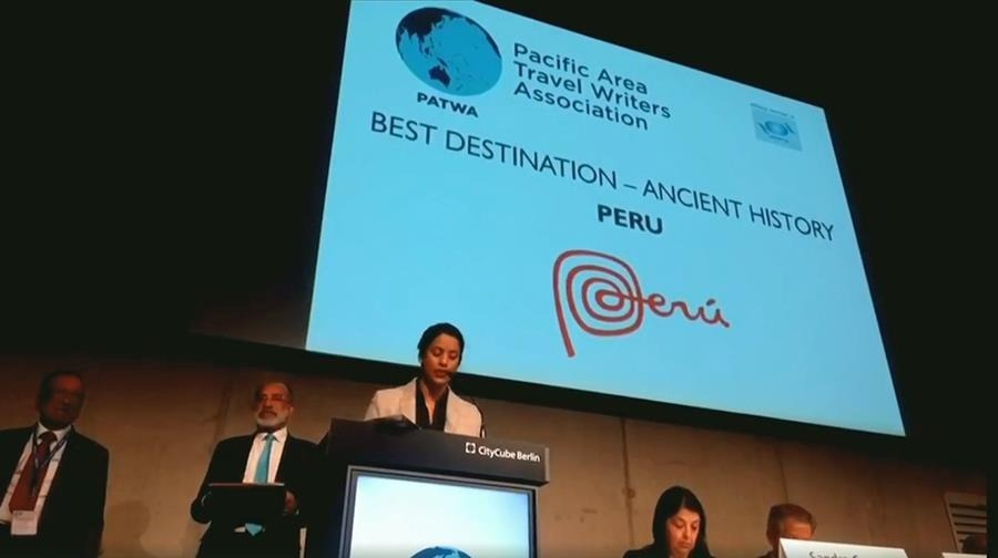 Peru wins awards at the ITB trade show in Germany
