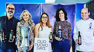 Vallesur and El Olivar were recognized in the Olio Nuovo Days Southern Hemisphere competition.