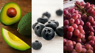 Large volumes of blueberry, avocado and grape exports recorded.