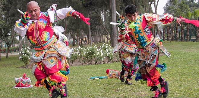 The Scissors Dance: Intangible Cultural Heritage of Humanity