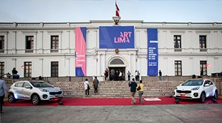 Lima on the world art stage