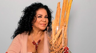 Born in Lima, she is a leading Afro-Peruvian and Creole musician.