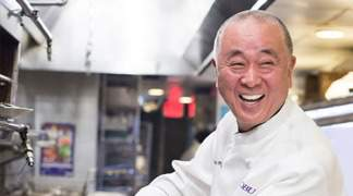 "Japanese chef 'Nobu' dubbed ""Friend of Peru"""