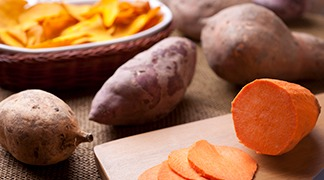 Also known as a sweet potato or yam, this tuber has more than 5 thousand varieties.