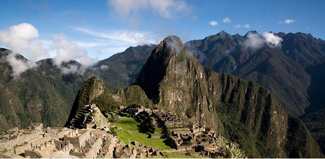 We are the best culinary and cultural destination. Machu Picchu is the best tourist attraction.