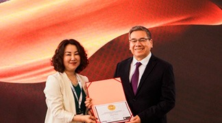 Peru won  the gold award in the Marketing category at the Chinese Tourist Welcome Awards.